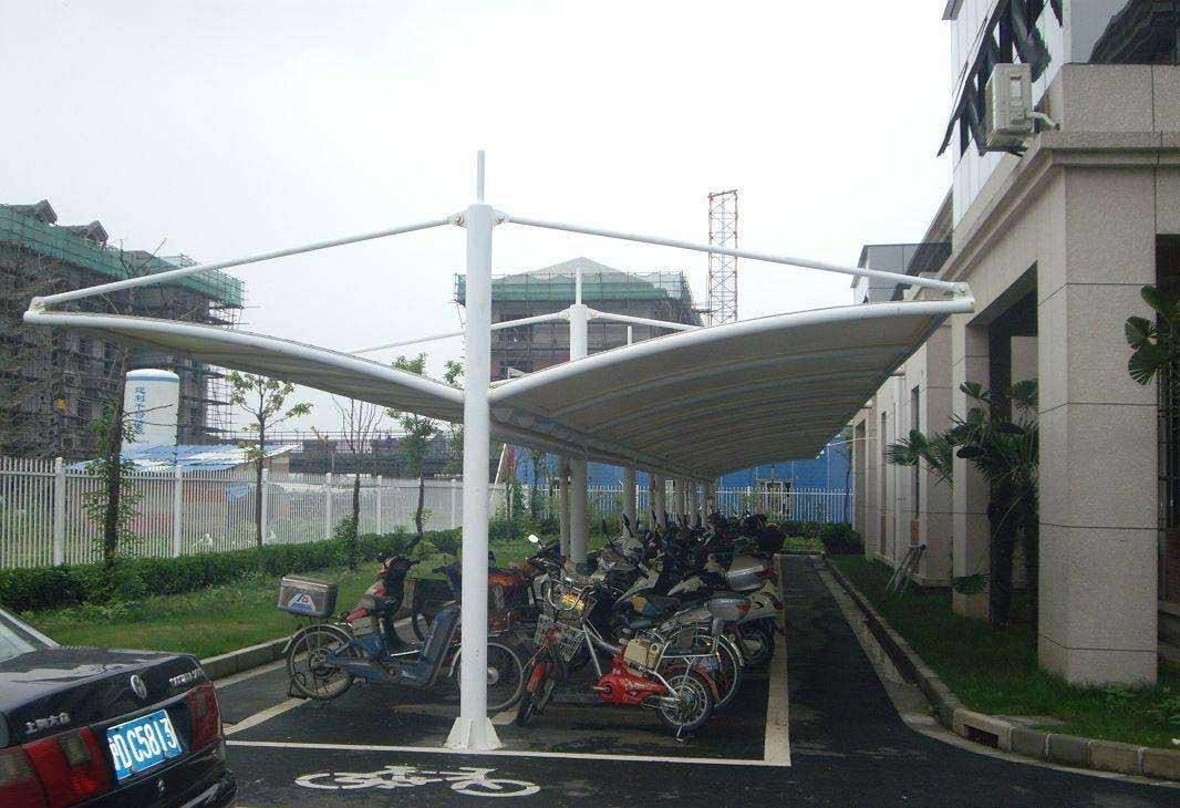 上海小区电动车棚